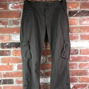 REI cargo pants size 10